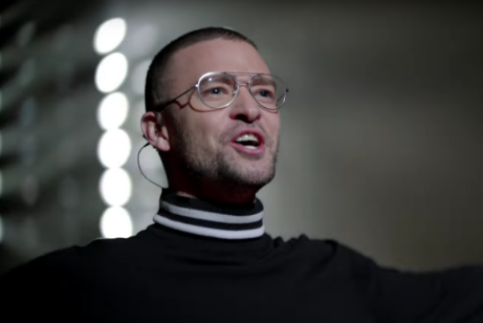 Justin Timberlake Unleashes the Technopoly