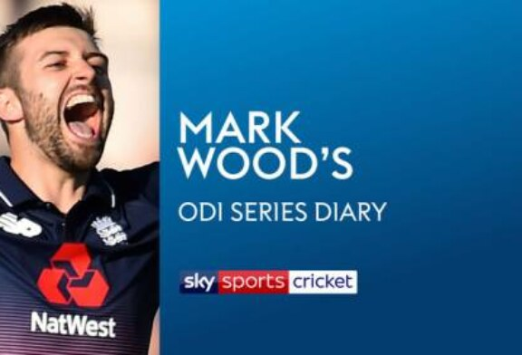 England seamer Mark Wood gives positive update on his ankle – and answers YOUR Twitter questions