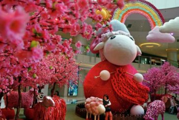China Sees Robust, Upgraded Consumption During Spring Festival Holiday