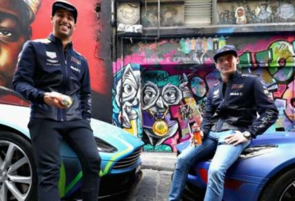 Australian GP: F1 drivers busy in Melbourne ahead of F1 2018 opener