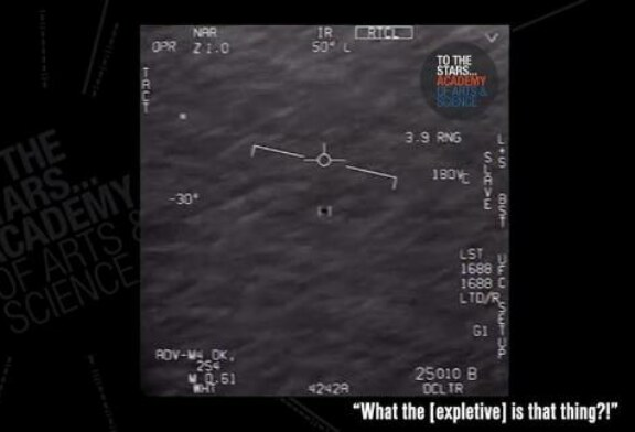 VIDEO Allegedly Shows New Evidence of US Pilots Intercepting UFO