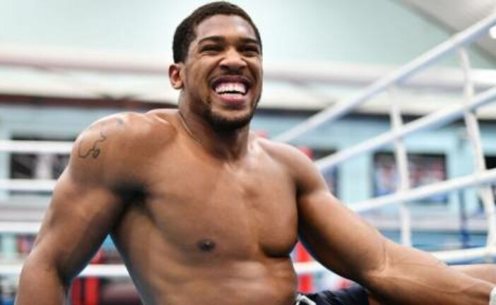Joshua vs Parker: Revealing the extraordinary diet that fuels Anthony Joshua