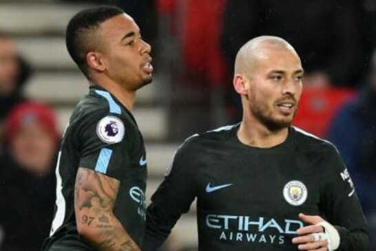 Are Man City better with Gabriel Jesus instead of Sergio Aguero?