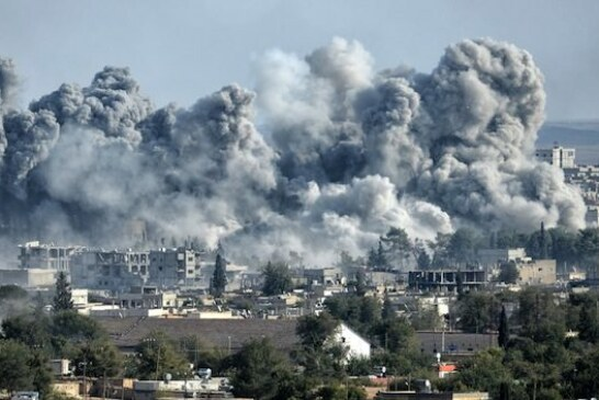 Airstrikes Against Syria Would Set Off a Powder Keg