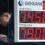 Euro, Dollar Hit Two-Year High Against Ruble, Spike to 80, 65 Respectively