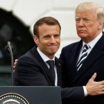 Macron Views Lifting of US Tariffs on Steel as Condition for Trade Talks With US