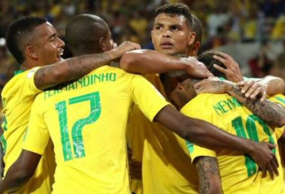 Brazil: World Cup favourites build momentum with win over Serbia