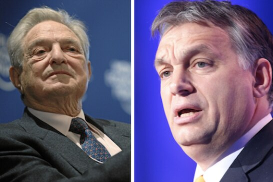 Orbán, Soros, and the Unbridgeable Conflict Over Hungarian Sovereignty