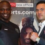 Whyte vs Parker: Dillian Whyte and Joseph Parker trade verbal jabs at final press conference