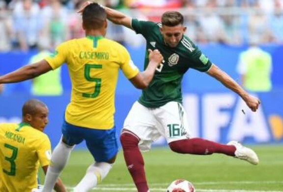 Brazil are built on a solid defence and that wins World Cups