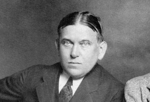 The Strange Decline of H.L. Mencken