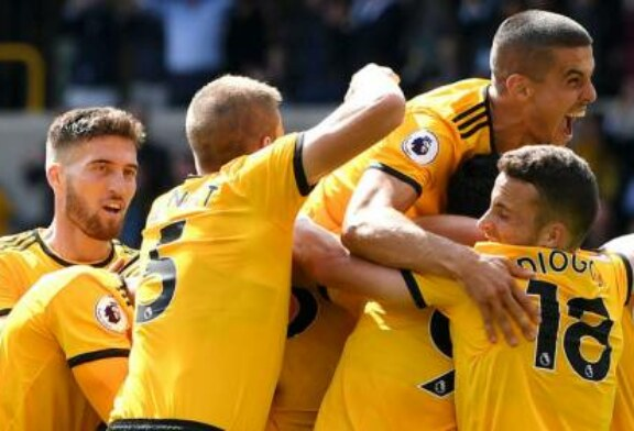 Wolves show another way of playing against Manchester City