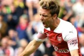 Premier League stats: Nacho Monreal scores again for Arsenal as Richarlison sees red for Everton