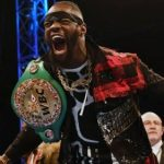 Anthony Joshua is '100 per cent' focused on facing Deontay Wilder next, insists Eddie Hearn
