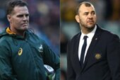 Who makes your Springbok/Australia combined Rugby Championship team?