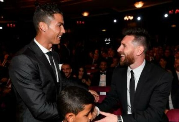 Cristiano Ronaldo and Lionel Messi's votes in FIFA best awards revealed
