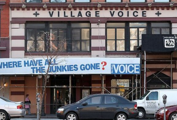 The Village Voice Goes Silent, Finally