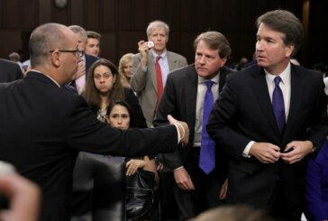 Kavanaugh: I ignored a Parkland victim's father because I thought he was just another protester