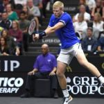 Kyle Edmund hands Team Europe 2-0 lead after opening session of Laver Cup