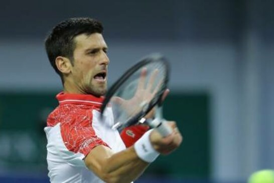 Novak Djokovic defeats Borna Coric to win Shanghai Masters crown