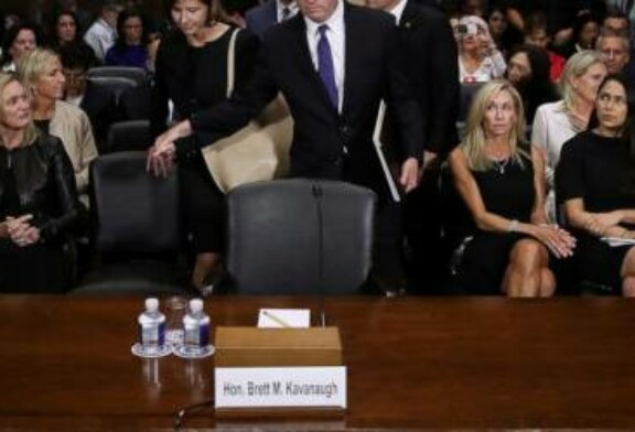 A rift at Facebook after exec attends Kavanaugh hearing