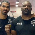 Whyte vs Chisora II: David Haye says Dereck Chisora and Dillian Whyte rematch is '90 per cent' done