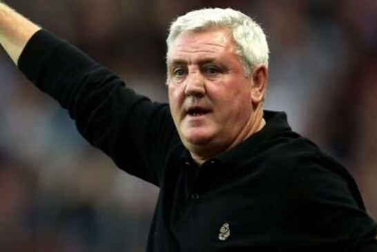 Steve Bruce hits out at 'huge disrespect' after cabbage thrown at Aston Villa boss