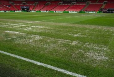 Tottenham face UEFA inspection over Wembley pitch for PSV Eindhoven match