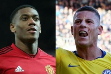 Premier League questions: Will Anthony Martial and Ross Barkley continue form?