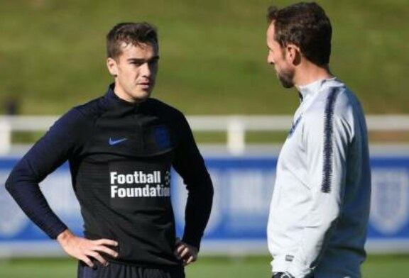 Harry Winks should replace Jordan Henderson for England, says Jamie Carragher