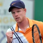 Kyle Edmund's 2018 campaign over after knee injury