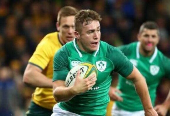 Jordan Larmour, Aphiwe Dyantyi and Karl Tu'inukuafe nominated for Breakthrough Player of the Year