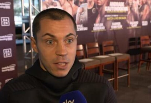 Andrade v Kautondokwa Scott Quigg promises emphatic win in Boston after WBO title defeat