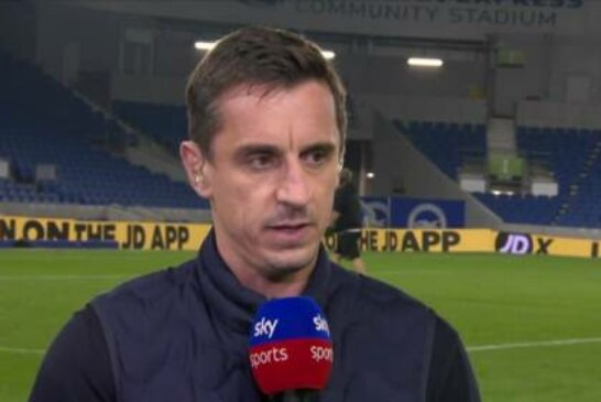 Gary Neville: Reports of Jose Mourinho sacking are a 'disgrace'