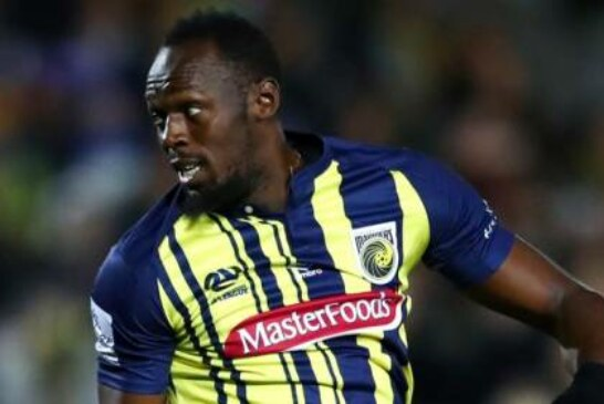 Usain Bolt's first touch is 'like a trampoline', says Andy Keogh