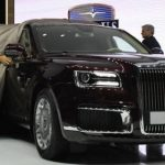 Sold Out: Russia's 'Aurus' Luxury Cars All Bought Up Two Years in Advance