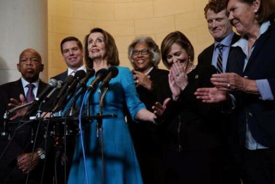 As Nancy Pelosi prepares to make her speakership official, her opponents want to know her exit strategy