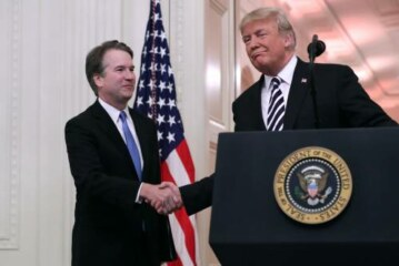 """Trump tweets about """"vicious"""" Kavanaugh accuser who lied. It's not one of the ones you've heard of."""