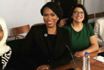 The sisterhood of congressional 'firsts': Diverse group of newly elected women bond