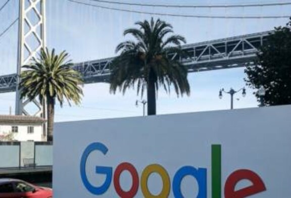 The Latest: About 1,000 at Google San Francisco protest