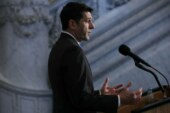 Paul Ryan's farewell address contained a blaze of nonsense about poverty