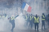 France's Yellow Vests Take a Left Turn