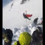Boy, 12, survives avalanche that buried him for 40 minutes
