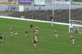 Dr Crokes scored this stunning goal but it wouldn't be allowed under new rules