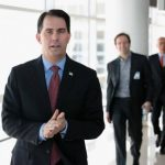Wisconsin Republicans have passed a sweeping bill stripping powers from the Democratic governor-elect