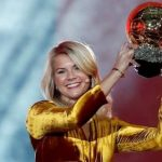 People are reacting to the moment Ballon d'Or winner Ada Hegerberg was asked to twerk