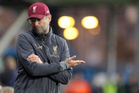 Klopp to be fined for Merseyside derby celebrations