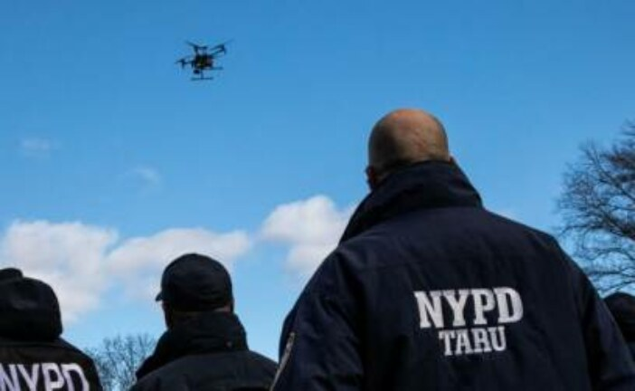 Nation's largest police department puts its eyes in the skies with new drone program