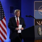 Trump has reportedly discussed withdrawing from NATO. That would be great for Russia.