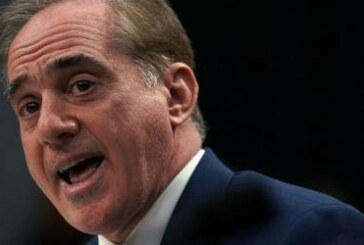 Former VA secretary improperly used government resources for wife: Report